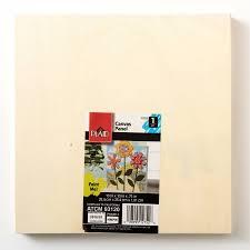 plaid wood surfaces canvas panel size 10 x 10 walmart