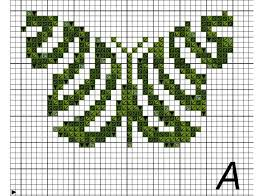 434 best butterfly cross stitch images on punto croce
