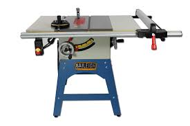 Wood Saw Table Contractor Table Saws Portable Table Saw Baileigh Industrial