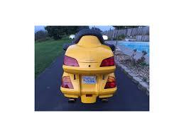 2003 honda gold wing 1800 castlewood va cycletrader com