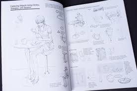 book review how to draw manga sketching manga style volume 5