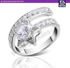finger rings girls images Fantastic girls cz star design 925 sterling silver index finger jpg