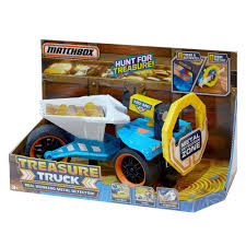 matchbox treasure truck walmart com