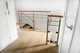 rambarde escalier design garde corps inox designrénovation et création de garde corps pour