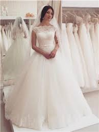 robe blanche mariage ballgown robe de mariée pas cher en ligne fr tidebuy