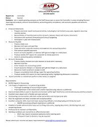 Sample Resume Objectives For Entry Level Jobs by Sample Entry Level Accounting Resume Resume For Your Job Application