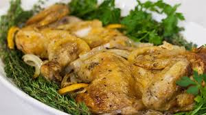 Ina Garten Make A Wish Barefoot Contessa U0027 Ina Garten U0027s Skillet Roasted Lemon Chicken Is A