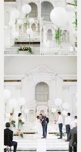 Wedding Decoration Church Ideas by Best 25 Wedding Balloon Decorations Ideas On Pinterest Wedding