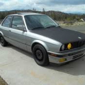 1988 bmw 325is no reserve 1988 bmw 325 is e30 coupe 5 speed manual 325is not m3