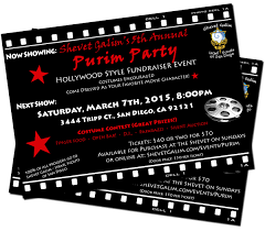 Sample Party Invitation Card 20 Cool Purim Invitation Card Design Ideas Nice Happy Purim