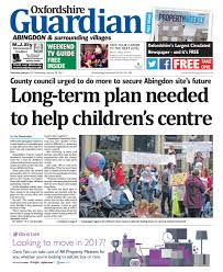 12 january 2017 guardian abingdon by taylor newspapers issuu