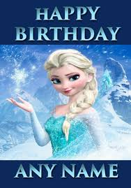 happy birthday animated frozen cards download holidays