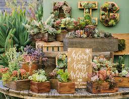 diy terrarium garden party inspired by this