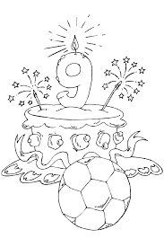 birthday coloring pages boy happy birthday coloring pages to color in on your birthday