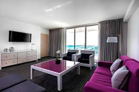 living room miami beach luxury hospitality hotel interior design of gansevoort hotel miami