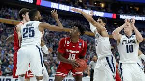 march madness 2017 wisconsin upsets ncaa champions villanova