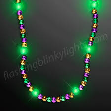 led get your on with light up mardi