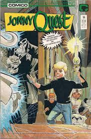 jonny quest jonny quest 13 june 1987 bargain comic reviews