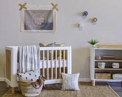 cots and change table package modern baby furniture the teeny