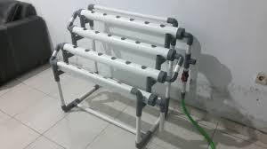 cara membuat cairan hidroponik cara membuat hidroponik sistem dft nft dengan uang 300 ribu