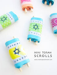 torah scrolls mini for simchat torah bible livres de la bible