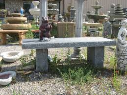 garden benches landscaping supplies rocks and statuary in