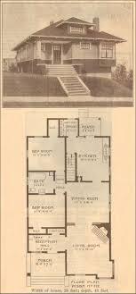 1920s floor plans vintage house plans ranch floor old craftsman 1950s modern 1920s