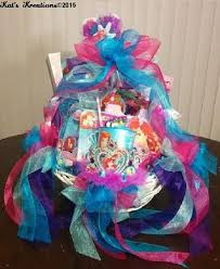 mermaid easter basket mermaid birthday party gift basket christiana s pins