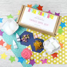 soap making craft kit diy make your own soap kit