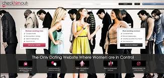 checkhimout com  Shop style website encourages girls to shop for     Check him out  The homepage doesn     t hide male objectification  obvious but is