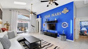 star wars living room star wars villa 23 30 april special cost 3 miles from disney