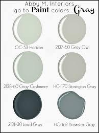 9 fabulous benjamin moore cool gray paint colors laurel hom picmia