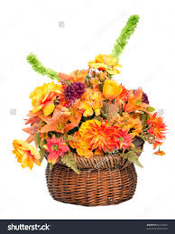 Home Decor Anchorage Autumn Flower Arrangement Stock Photos Images Pictures Fall Color