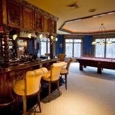 Finished Basement Bar Ideas Interior The Finished Basement Bar Ideas With Stone Countertop