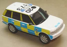 toy police cars with working lights and sirens for sale digital conversion of a scalextric c2808 range rover police