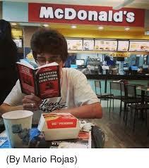 Macdonalds Meme - mcdonald s manifesto comunista bk picanha by mario rojas