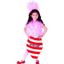 candy costumes cotton candy costume size toddler 4 toys