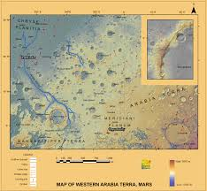 Book Map The Traverse Of The Martian Book Movie Map Ica Commission On