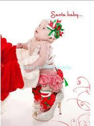 my christmas baby girl baby santa christmas baby infant photography marybeth smith