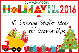 Stocking Stuffers Ideas Top Ten Stocking Stuffer Ideas For Adults