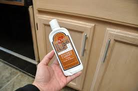 How To Clean Cherry Kitchen Cabinets by Kitchen Incredible Secret To Cleaning Gunky Cabinets Tiphero