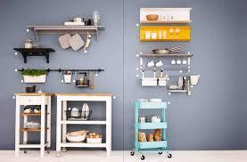 Kitchen Wall Shelves Ideas by Ikea Kitchen Organization Rigoro Us