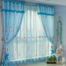Shabby Chic Nursery Curtains by Curtain Nursery The Best Blackout Design For Child Room Throughout