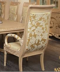 classic italian dining table 8 chairs dining room furniture dining