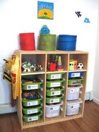 Build Your Own Toy Organizer by 10 Week Home Organization Challenge U2013 Week 4 U2013 Toys White Bin