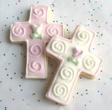 communion cookies images of decorated cookies cross cookie favors cross