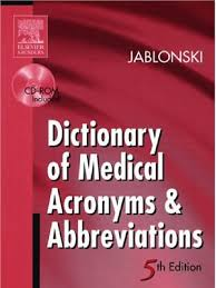 medical acronym u0026 abbreviations docshare tips