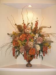 Wall Sconce Floral Arrangements Silk Arrangement Gallery Greatwood Floral Designs
