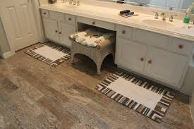 Travertine Tile Bathroom by Emser Tile Travertine Veincut Silver Planks 6x24 Spaces Emser
