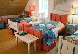Bunk Beds Maine Stack And Rack With Maine Cottage Bunks Maine Cottage